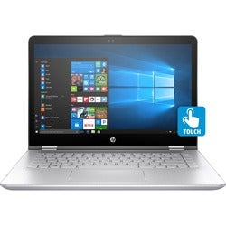 "HP Pavilion x360 14-ba100 14-ba125cl 14"" Touchscreen 2 in 1 Notebook - 1920 x 1080 - Core i5 i5-8250U - 8 GB RAM - 256 GB SSD -"