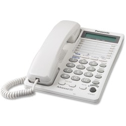 Panasonic KX-TS208W Corded Phone
