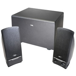 Cyber Acoustics Studio CA-3001rb Multimedia Speaker System