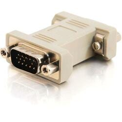 Cables To Go HD15 M/M VGA Gender Changer