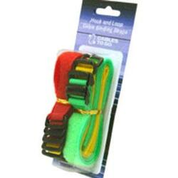 Cables To Go Hook and Loop Cable Management Strap