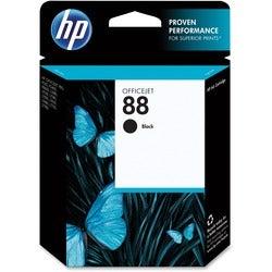 HP No. 88 Black Ink Cartridge For Officejet Pro K550 Series Color Printer