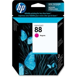 HP No. 88 Magenta Ink Cartridge with Vivera Ink For Officejet Pro K550 Series Printers