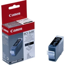 Canon BCI-3eBLK Black Ink Cartridge