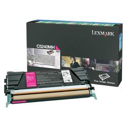 Lexmark Magenta High Yield Return Program Toner Cartridge