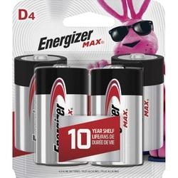 Eveready D Cell Alkaline Battery
