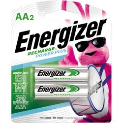 Energizer AA Nickel-metal Hydride Rechargeable Battery