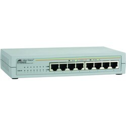 Allied Telesis 8-port 10/100/1000TX Unmanaged Switch
