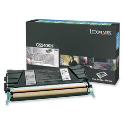 Lexmark Black High Yield Return Program Toner Cartridge (1)