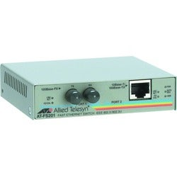 Allied Telesis AT-FS201 Fast Ethernet Media Converter