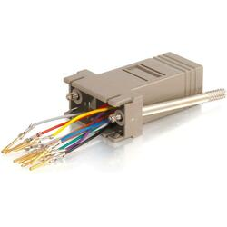 Cables To Go RJ45M to DB9M Modular Adapter