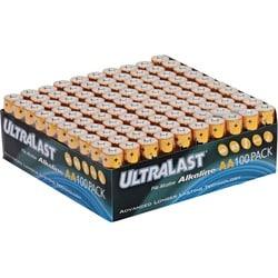 NABC UltraLast ULA100AAB AA Size General Purpose Battery