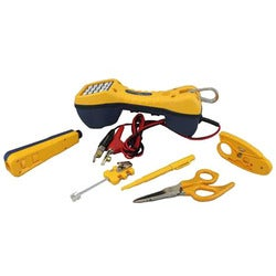 Fluke Networks Electrical Contractor Telecom Kit I (with TS30 test se