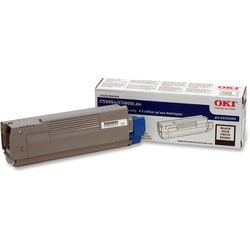 Oki Black Toner Cartridge