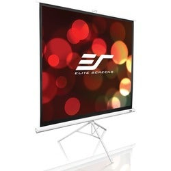 Elite Screens Tripod Portable Projection Screen