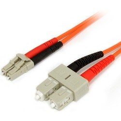 StarTech.com 3m Fiber Optic Cable - Multimode Duplex 62.5/125 - LSZH