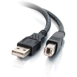 Black Cables To Go USB 2.0 Cable