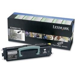 Lexmark Black High Yield Return Program Toner Cartridge