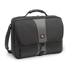 Shop Wenger Swissgear 17 Inch Single Gusset Laptop
