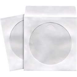 Maxell CD/DVD Storage Sleeves