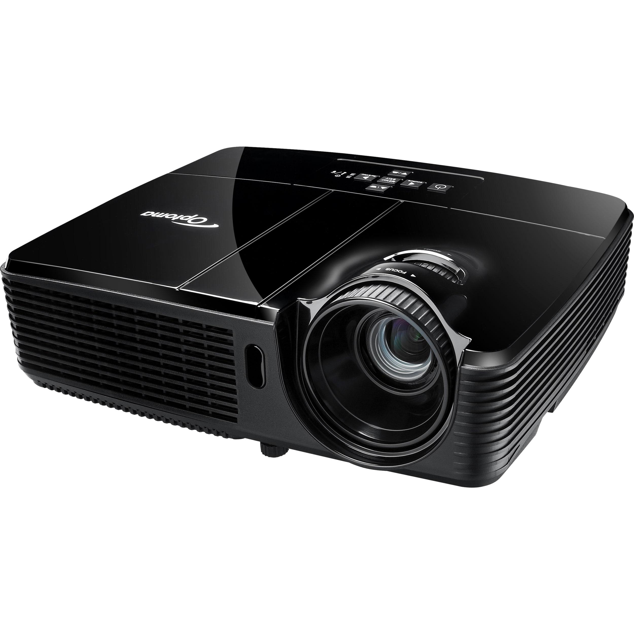 Optoma TS551 3D Ready DLP Projector - 720p - HDTV - 4:3