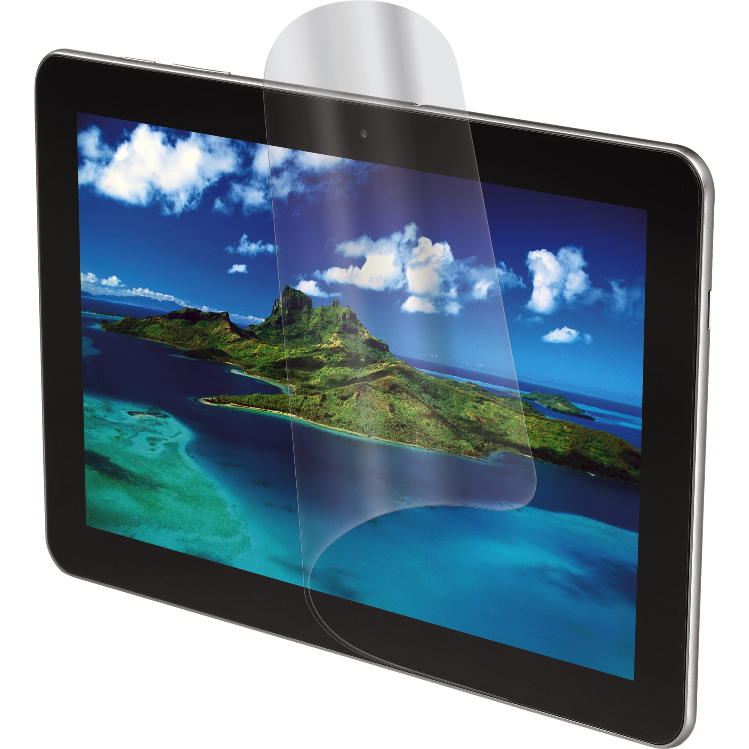3M Natural View Screen Protector-SS Galaxy Tab 10.1 Clear