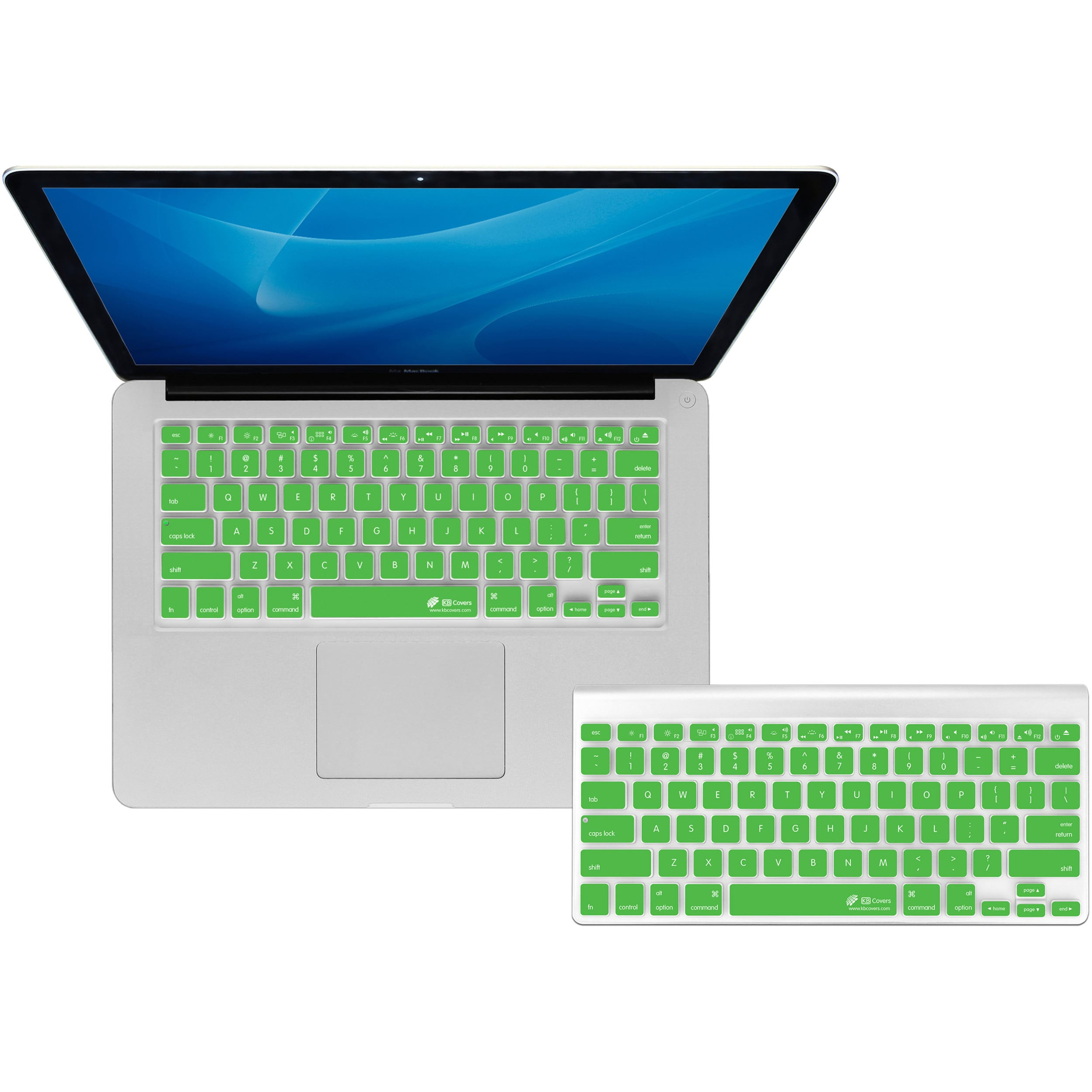 KB Covers Green CheckerboardKeyboard Cover
