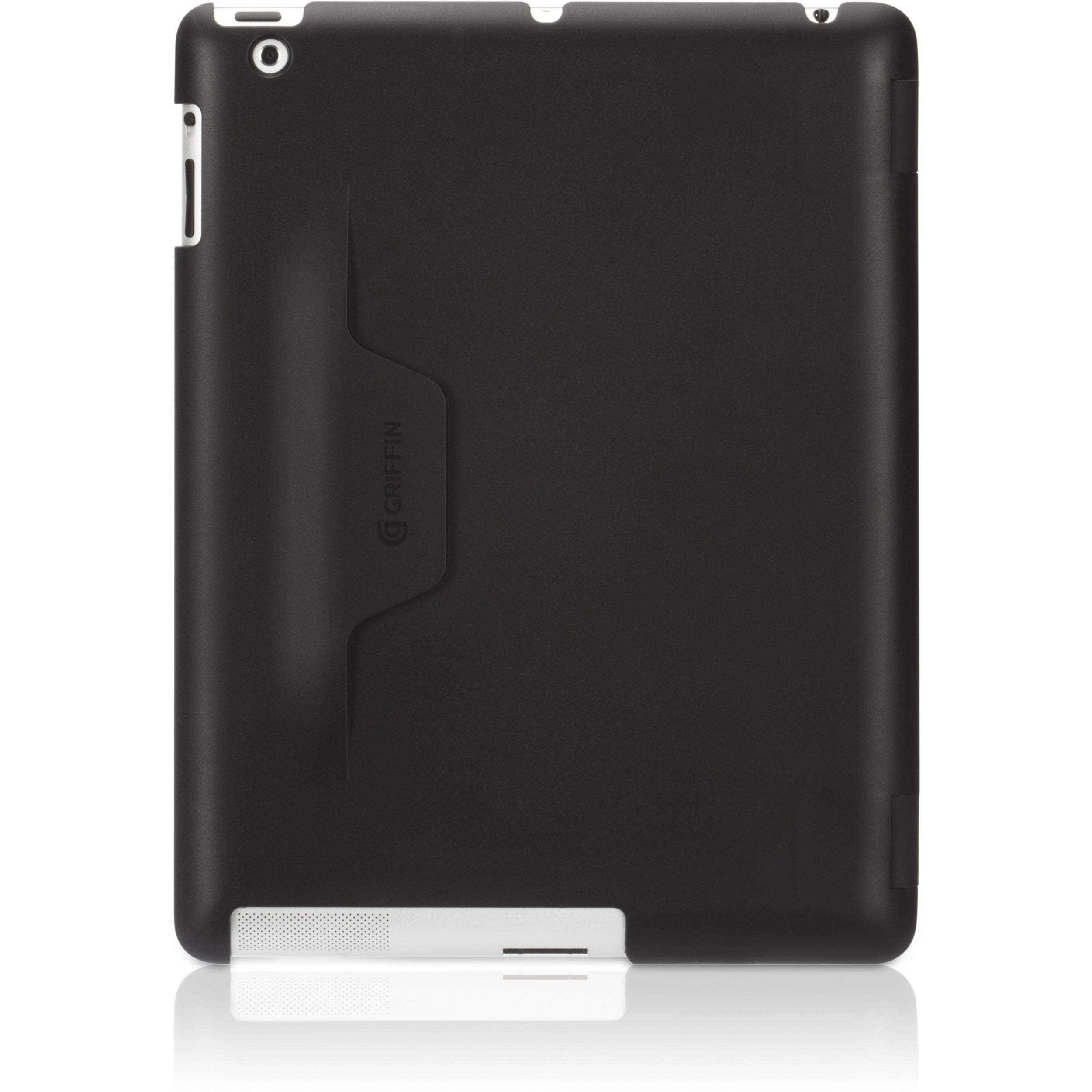 Griffin IntelliCase Carrying Case (Folio) for iPad - Black