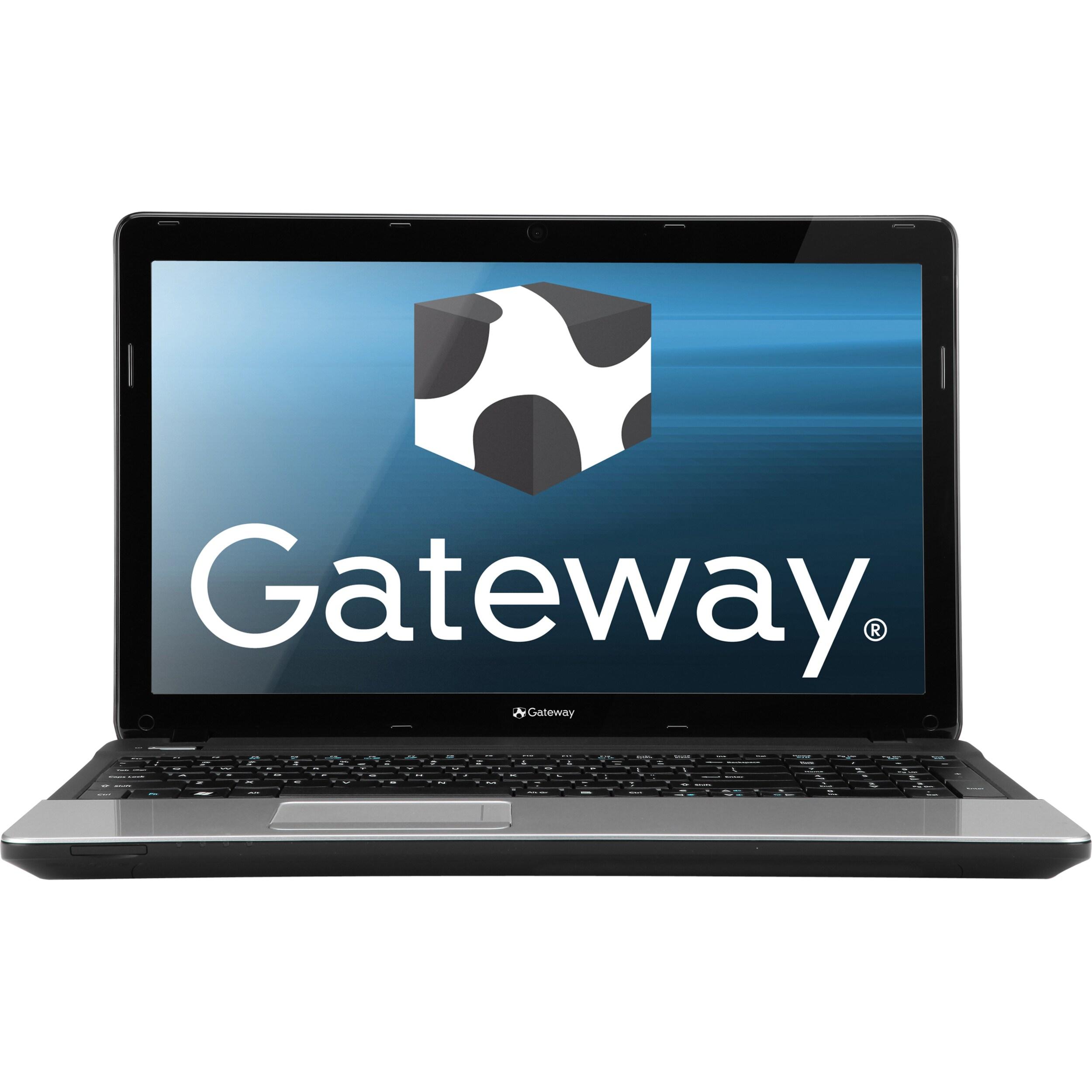 "Gateway NE56R52u-10054G50Mnks 15.6"" LCD Notebook - Intel Celeron 1005"