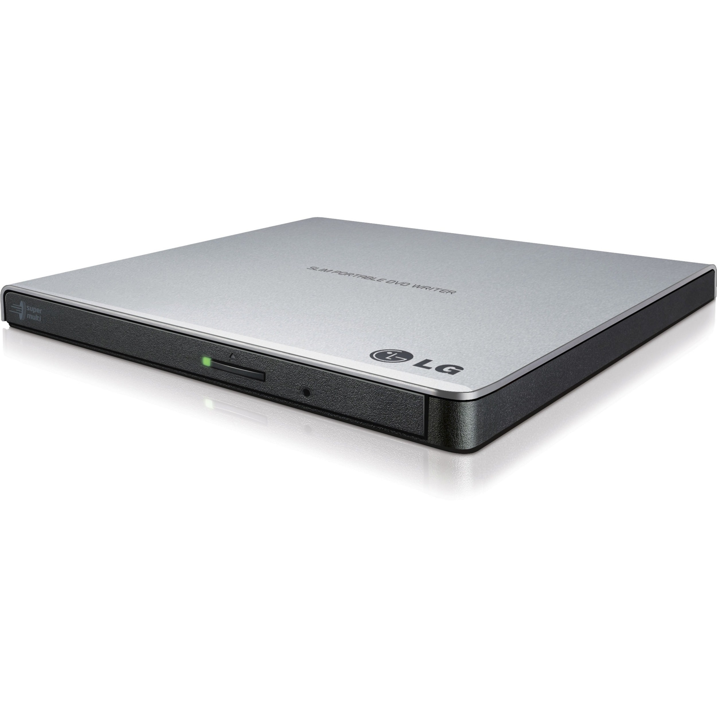 LG GP65NS60 DVD-Writer - 1 x Retail Pack - Silver