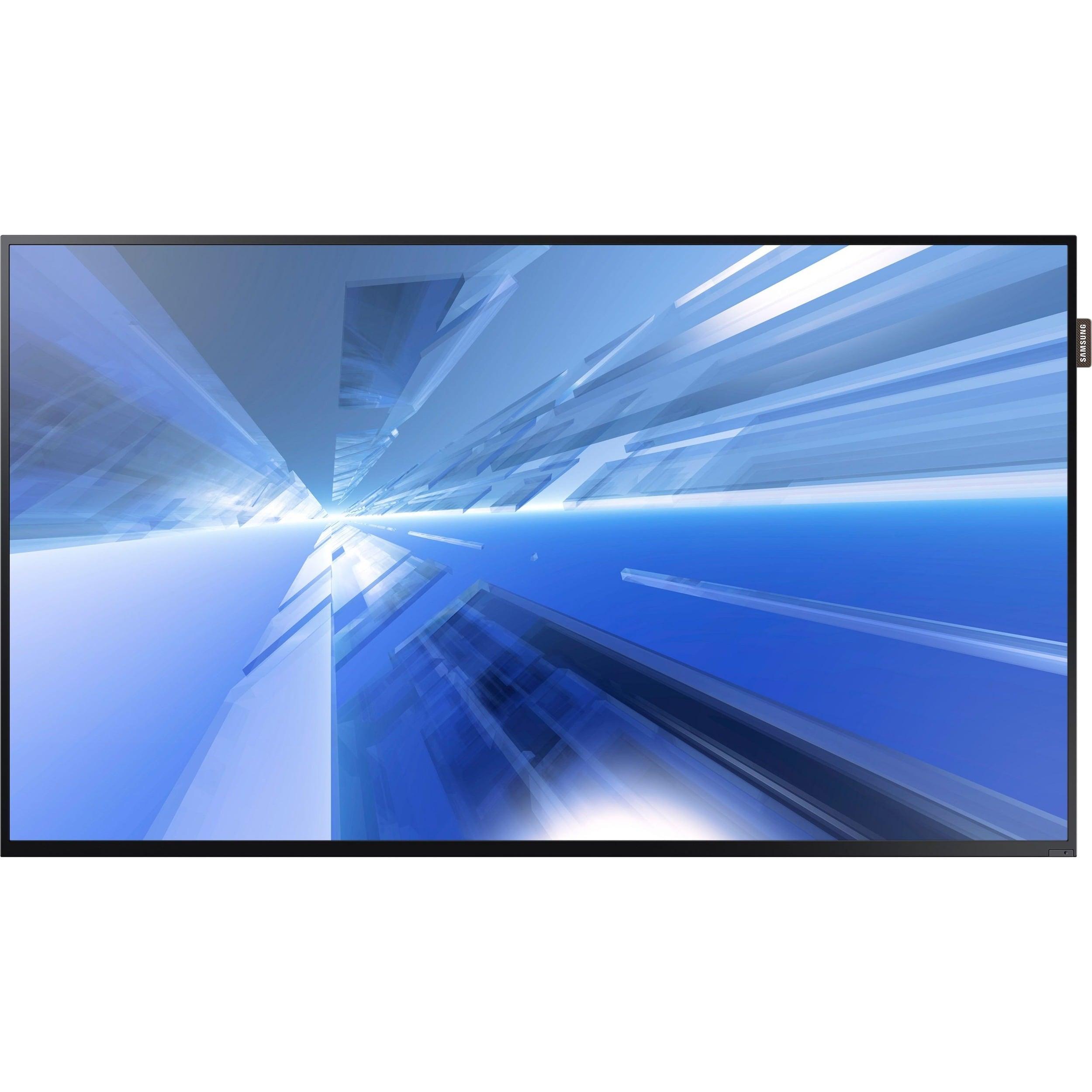 "Samsung DB55E - DB-E Series 55"" Slim Direct-Lit LED Displ..."