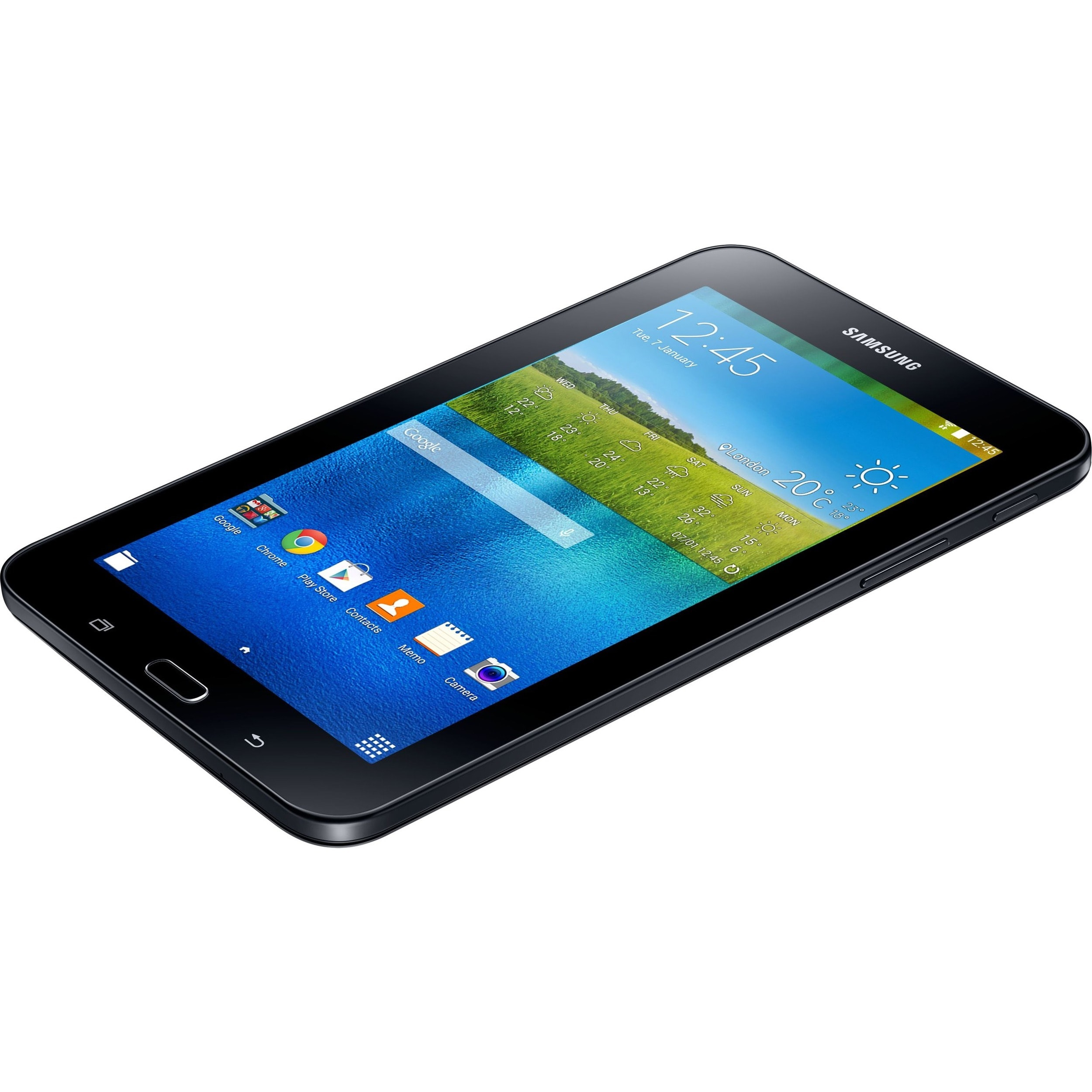Shop samsung galaxy tab e lite sm t113 tablet 7 1 gb quad core 4 cor free shipping today - Samsung galaxy tab 4 lite ...