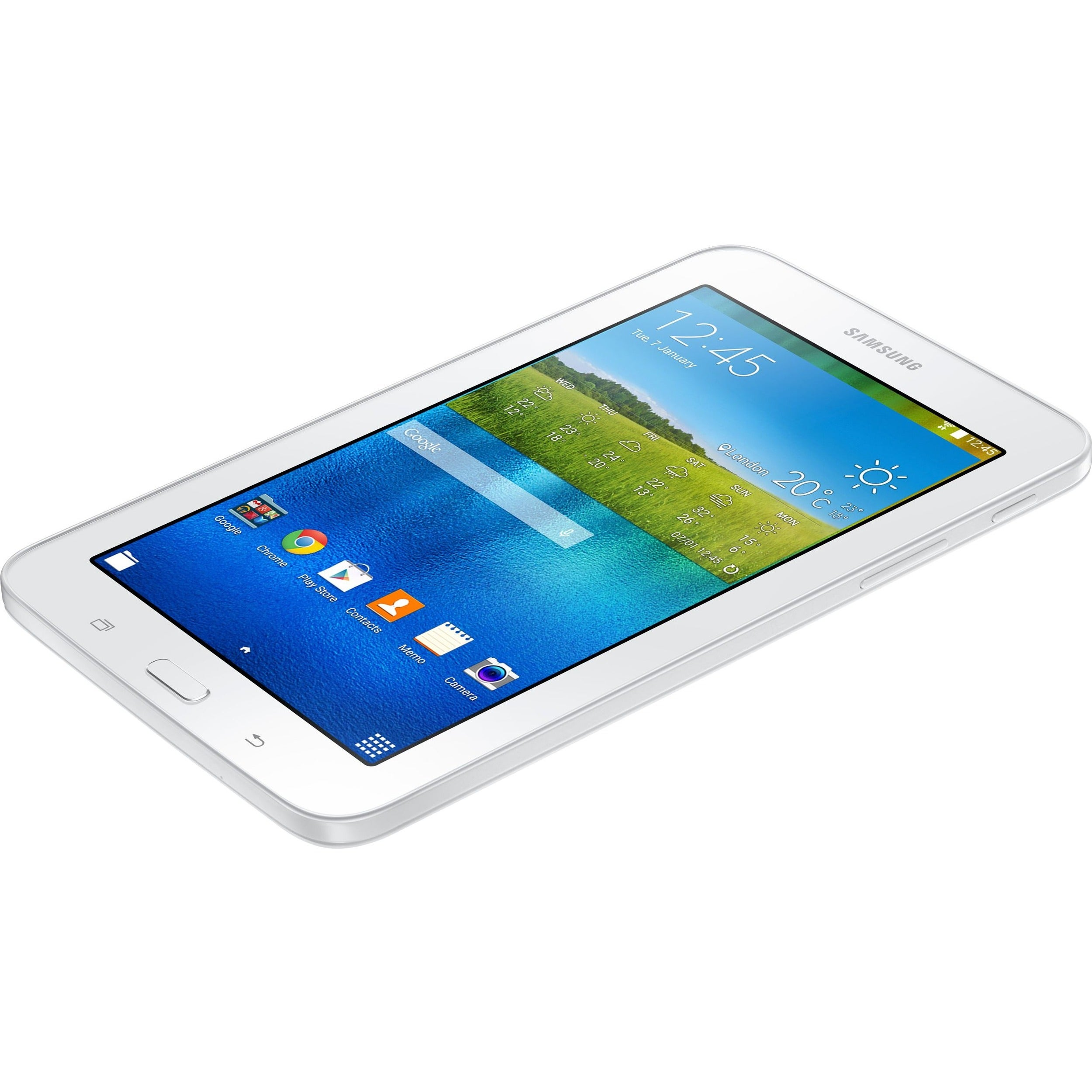 "Samsung Galaxy Tab E Lite SM-T113 Tablet - 7"" - 1 GB Quad..."