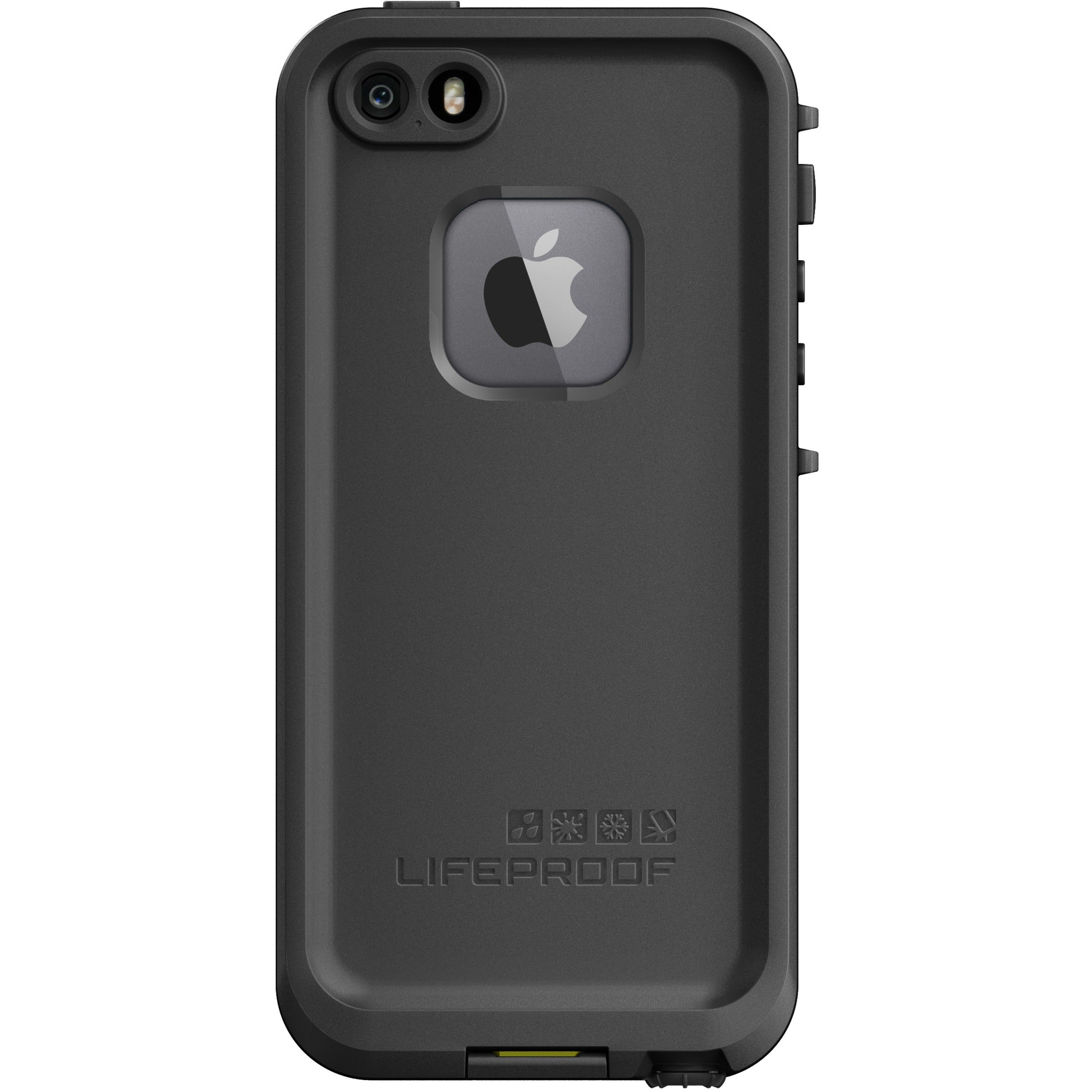 Otterbox LifeProof FR? for iPhone 5/5s/SE Case, Black #77...