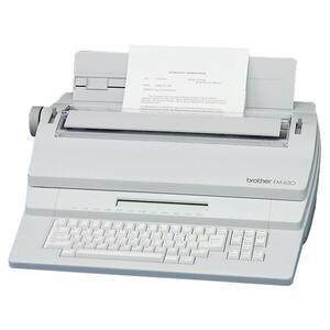 Brother EM630 Professional Electronic Typewriter