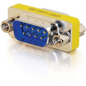 Cables To Go DB-9 Mini Gender Changer