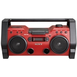 Sony ZSH10CP Radio/CD/MP3 Player Boombox