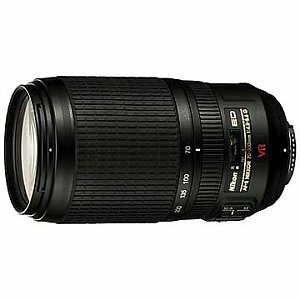 Nikon Nikkor 70-300mm f/4.5-5.6G ED-IF AF-S VR Telephoto Zoom Lens