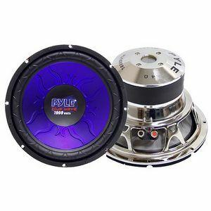 Pyle PL1290BL Subwoofer (Pyle Pl1290bl Cone High-power Su...