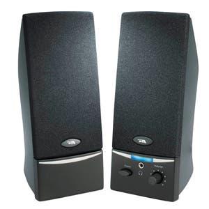 Cyber Acoustics CA-2014 Multimedia Speaker System