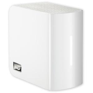 Western Digital My Book World Edition II Network Hard Drive - 1TB - USB 2.0 / Ethernet