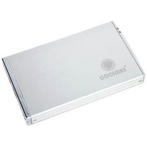 Coolmax HD-211-U2 USB 2.0 Aluminum Enclosure