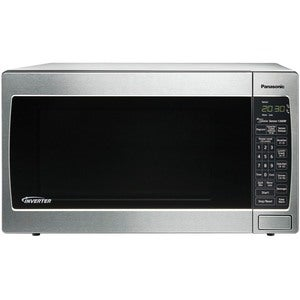 Panasonic NN-SN657S Family Size Microwave Oven - Free Shipping Today ...