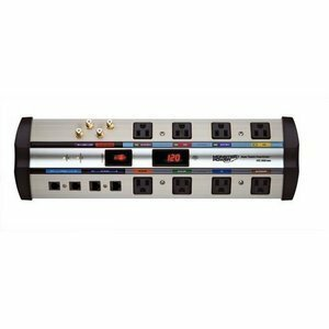 Monster Cable PowerCenter HTS 1000 MKIII 8-Outlets Surge Suppressor