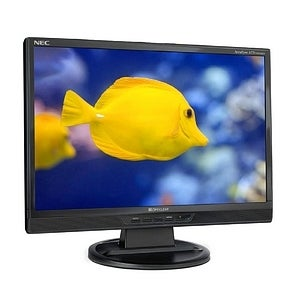 NEC Display AccuSync Widescreen LCD24WMCX LCD Monitor