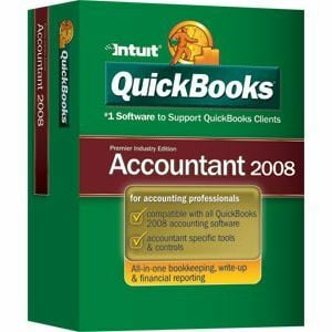 Shop intuit quickbooks premier 2008 accountant edition free.