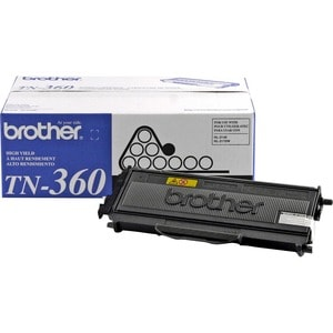 Brother Black Toner Cartridge (Pack of 1)