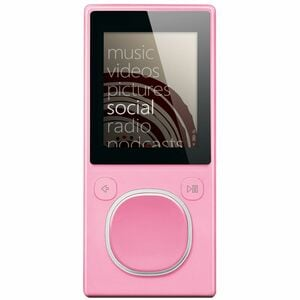 Microsoft Zune HVA-00020 8GB Digital Multimedia Device
