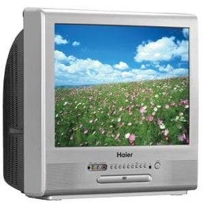 Haier TCR13 13-inch TV/DVD Combo