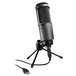 Audio-Technica AT2020 USB Microphone